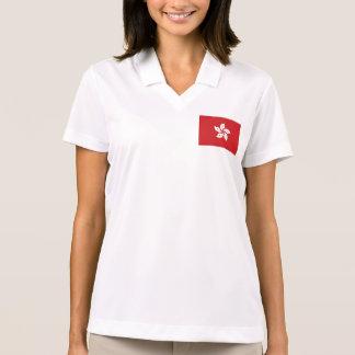 Hong Kong Flag Polo Shirts