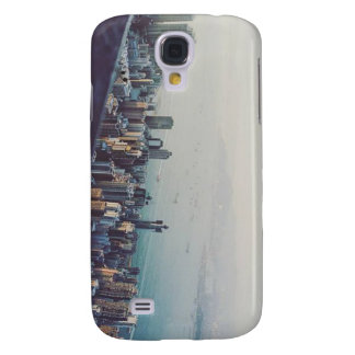 Hong Kong From Above Galaxy S4 Case