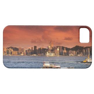 Hong Kong Harbor at Sunset iPhone 5 Cover