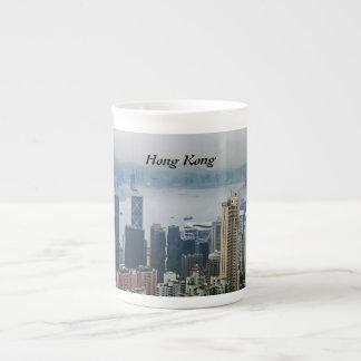 Hong Kong Harbor Mists Bone China Mug
