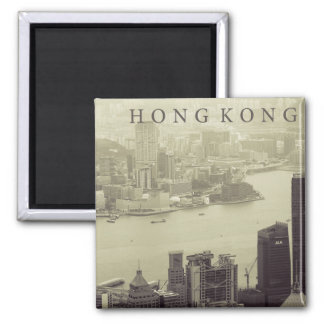 Hong Kong Harbour Magnet