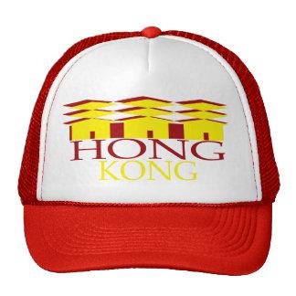HONG KONG TRUCKER HATS