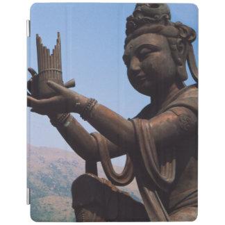 Hong Kong, Lantau Island, Po Lin Monastery iPad Cover