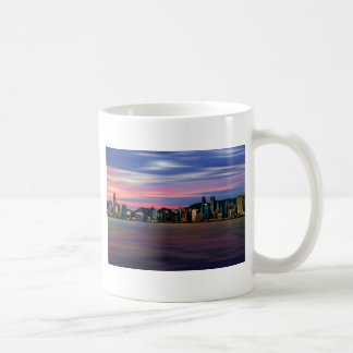 Hong Kong Morn Coffee Mug