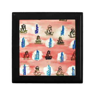 Hong Kong Pattern Gift Box