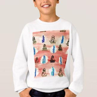 Hong Kong Pattern Sweatshirt