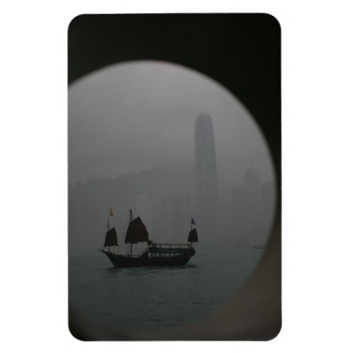 Hong Kong Rectangular Magnets