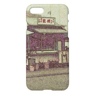 Hong Kong Retro: Open-Air Food Stall Phone Case