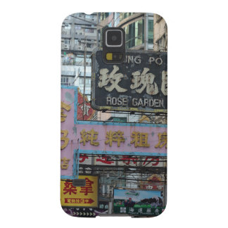 Hong Kong Signs Cases For Galaxy S5