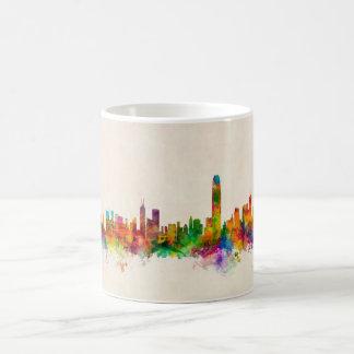 Hong Kong Skyline Cityscape Coffee Mug
