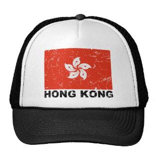 Hong Kong Vintage Flag Hats