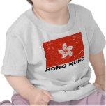Hong Kong Vintage Flag Shirt