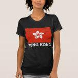 Hong Kong Vintage Flag Tee Shirt