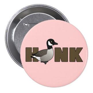 HONK 7.5 CM ROUND BADGE