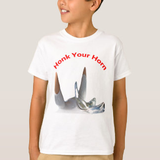 Honk Your Horn T-Shirts