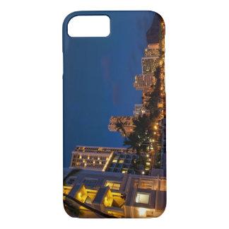Honolulu, Oahu, Hawaii. Night exposure of iPhone 8/7 Case