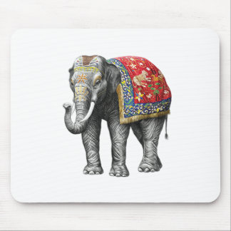 HONOR AND TRIBUTE MOUSE PAD