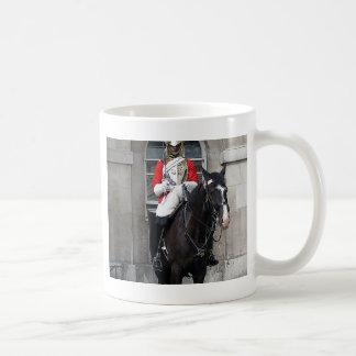 Honor Guard on Horse London Coffee Mug