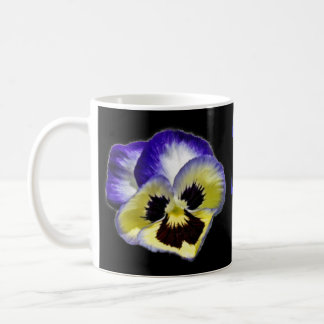 Honor Mother's Day pansy bible verse Proverbs nug Coffee Mugs