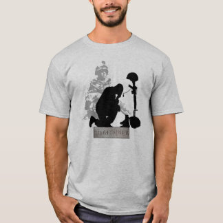 Honor Them Remember Them Veterans Day T-Shirt