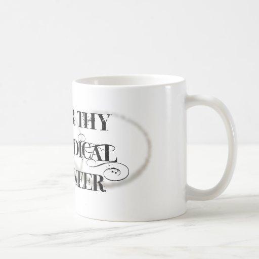 Honor Thy Biomedical Engineer Mug