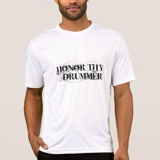 Honor Thy Drummer Tee Shirt