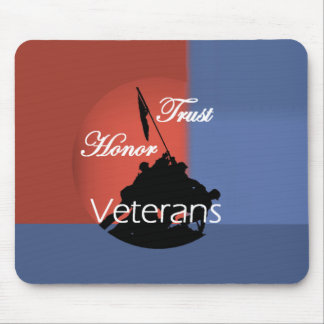 Honor Veterans Mousepad