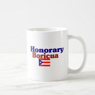 honorary boricua coffee mug