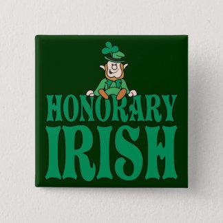 Honorary Irish 15 Cm Square Badge