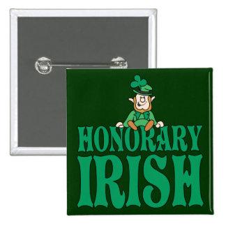 Honorary Irish Pin