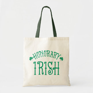 Honorary Irish Budget Tote Bag