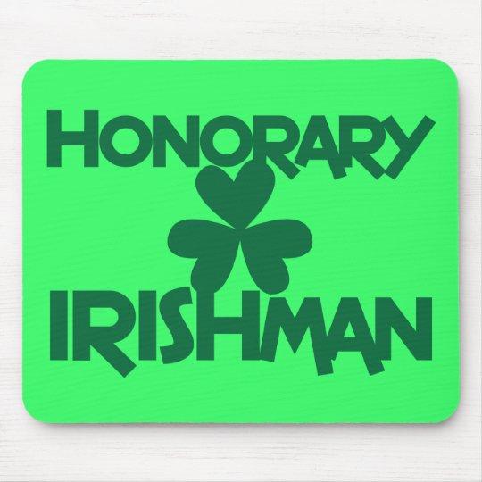 HONORARY IRISHMAN MOUSE MAT