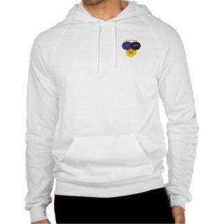 Honorary member Kiss Class Venn Pocket Logo Hooded Pullover