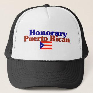 honorary puerto rican trucker hat