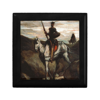 Honore Daumier - Don Quixote in the Mountains Gift Box