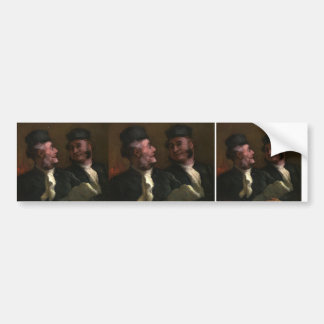 Honore Daumier- The Lawyers Bumper Stickers