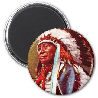 Honoring Native American History Fridge Magnets