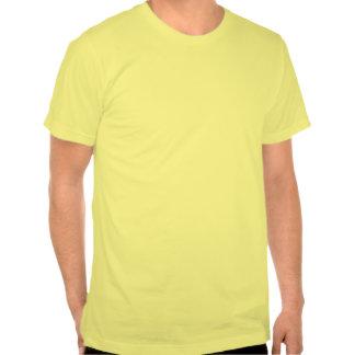 Honour & Courage Mens Basic Yellow T-Shirt