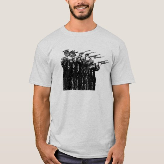 Honour Guard Firing Party T-Shirt