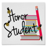 Honour Student Posters
