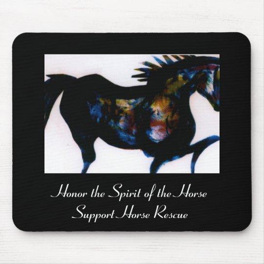 Honour the Spirit Mouse Mat