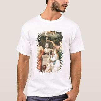 Honouring the Bust of Linnaeus T-Shirt