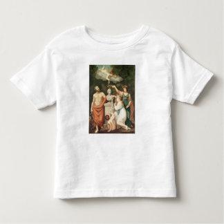 Honouring the Bust of Linnaeus Toddler T-Shirt