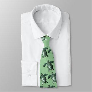 Honu - Green Sea Turtle Tie