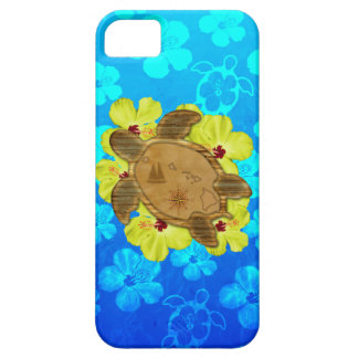 Honu Hawaiian Nautical Map iPhone 5 Case