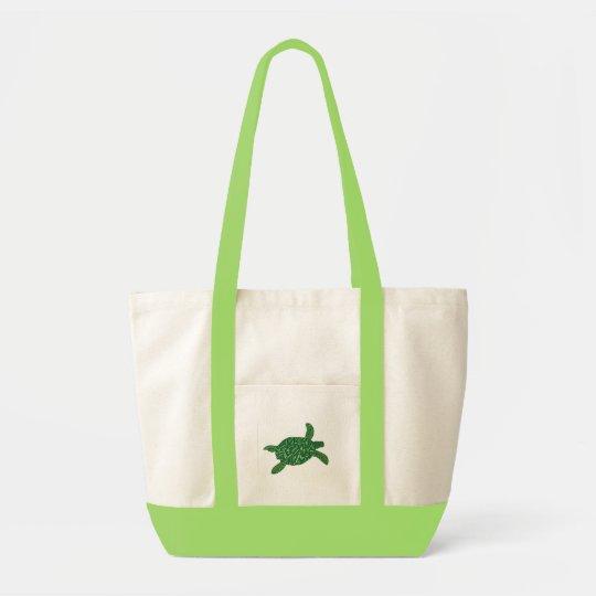 Honu (sea turtle) bag
