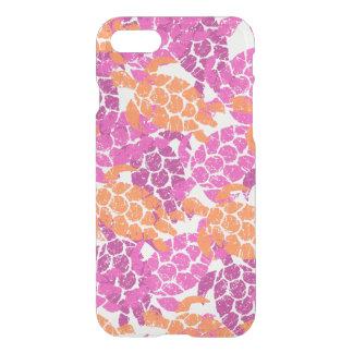 Honu Sea Turtle Hawaiian Aloha - Pink iPhone 8/7 Case