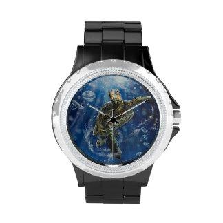 Honu's Dance Wrist Watch