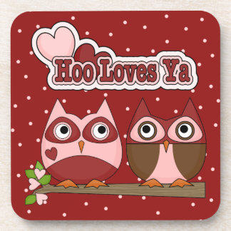 Hoo Loves Ya Coaster