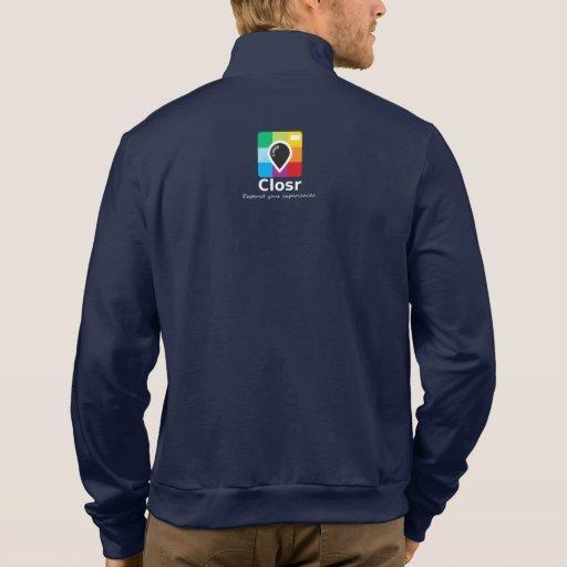 hood 2 printed jacket
